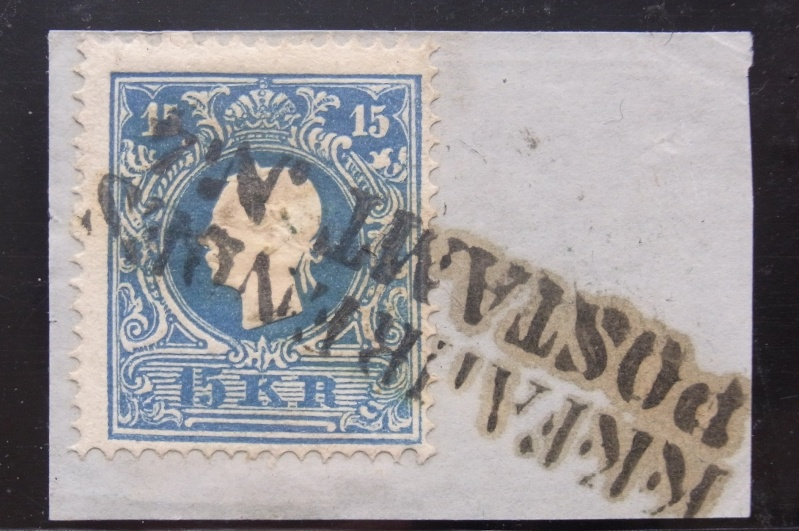Die Freimarkenausgabe 1858 Type I und II Ank_1512