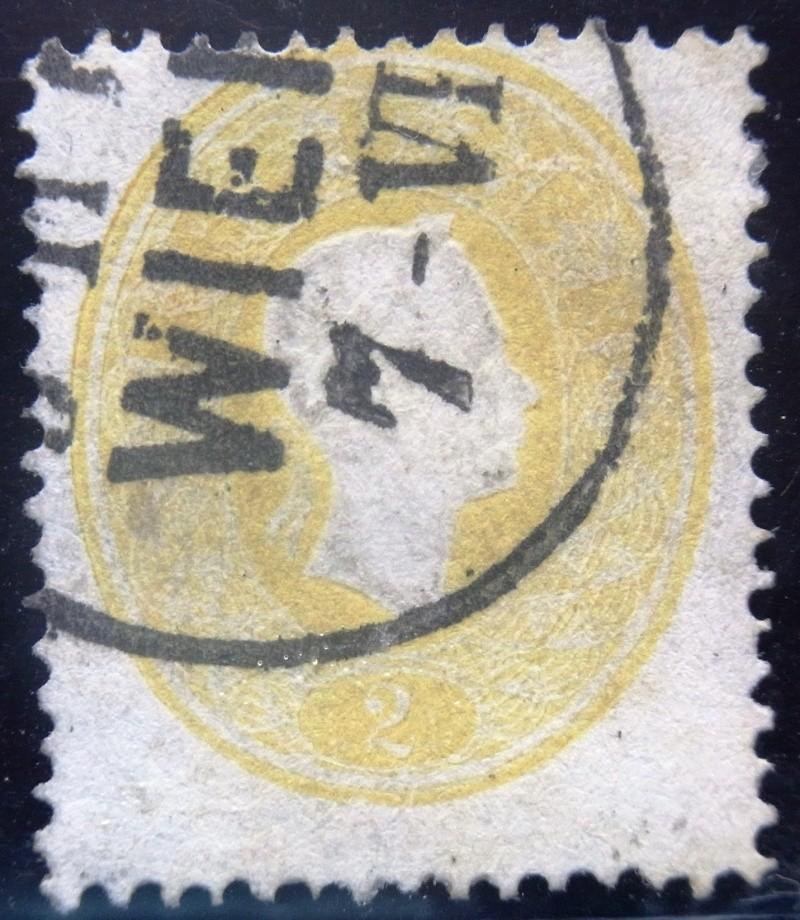 Die Freimarkenausgabe 1861 Ank_1811