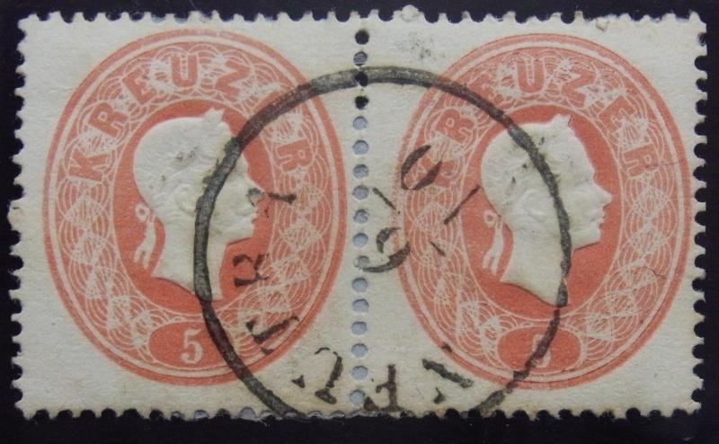Die Freimarkenausgabe 1861 Ank_2010