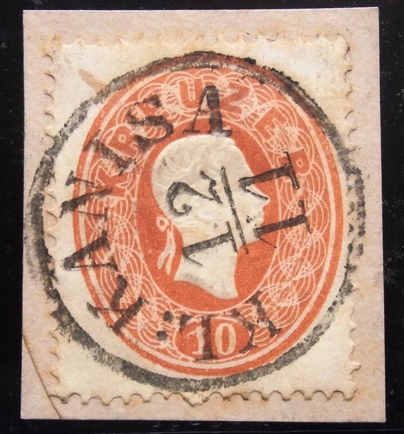 Die Freimarkenausgabe 1861 Ank_2111