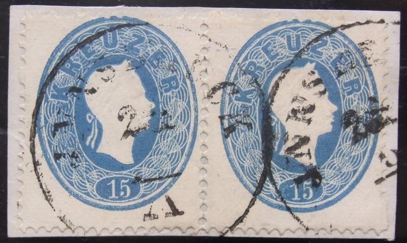 Die Freimarkenausgabe 1861 Ank_2210