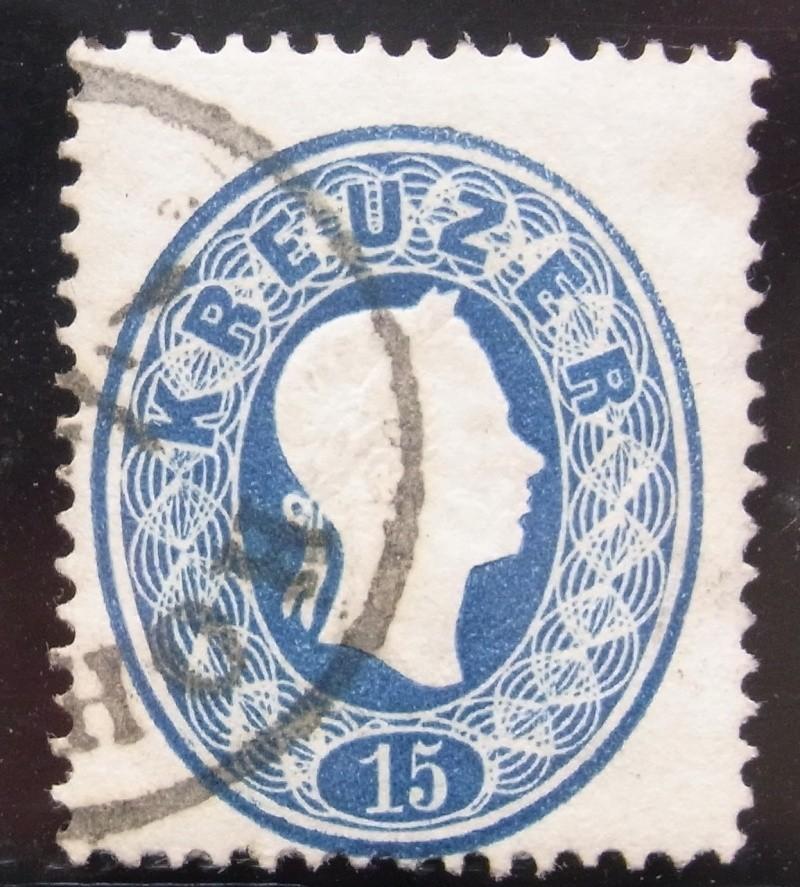 Die Freimarkenausgabe 1861 Ank_2211