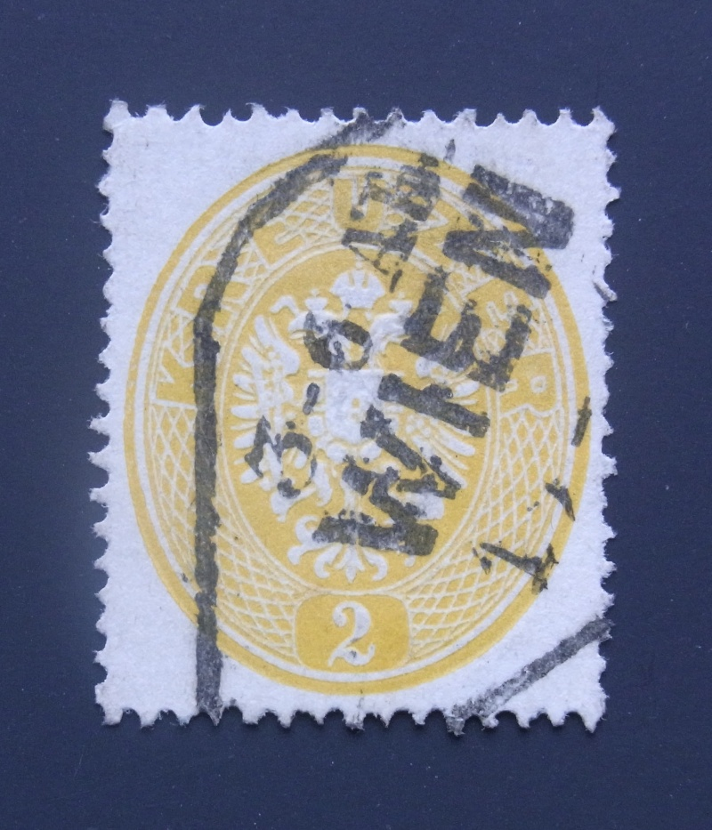 Die Freimarken-Ausgabe  1863 Ank_2410