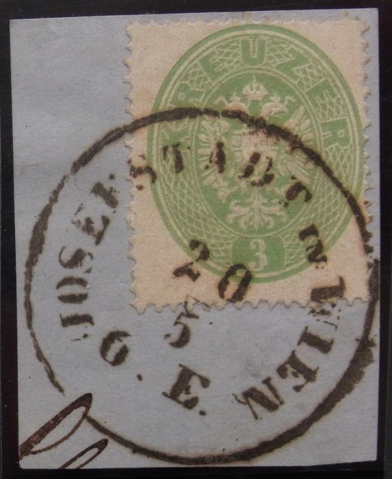 Die Freimarken-Ausgabe  1863 Ank_2510