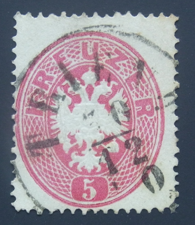 Die Freimarken-Ausgabe  1863 Ank_2610