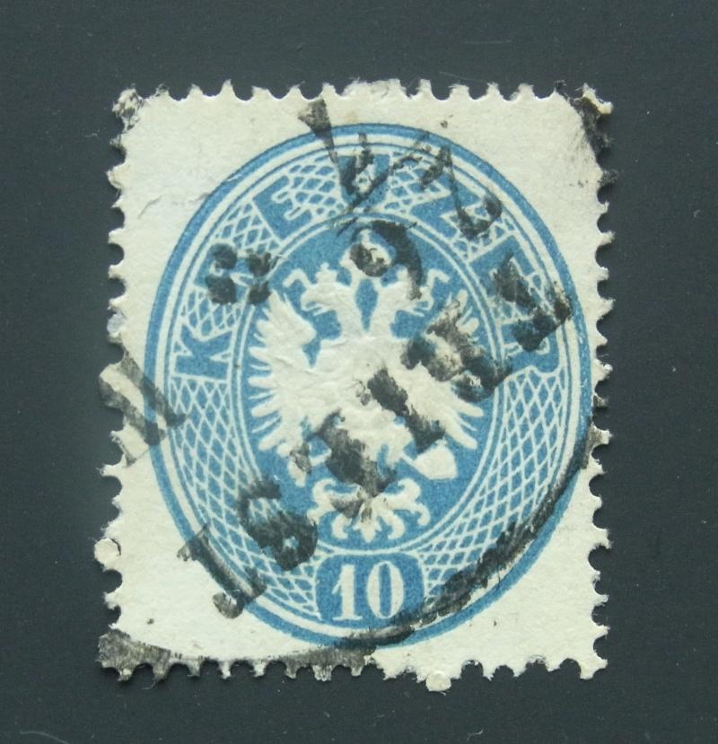Die Freimarken-Ausgabe  1863 Ank_2710