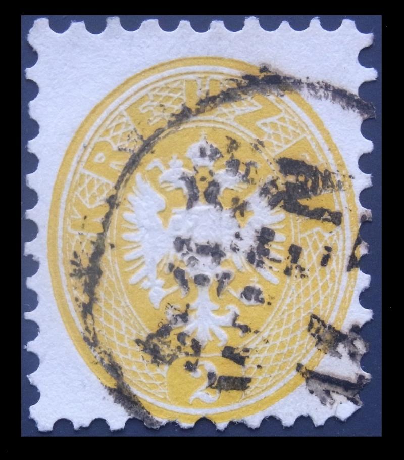 Die Freimarkenausgabe 1863/1864 Ank_3010