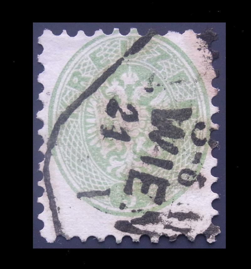 Die Freimarkenausgabe 1863/1864 Ank_3110