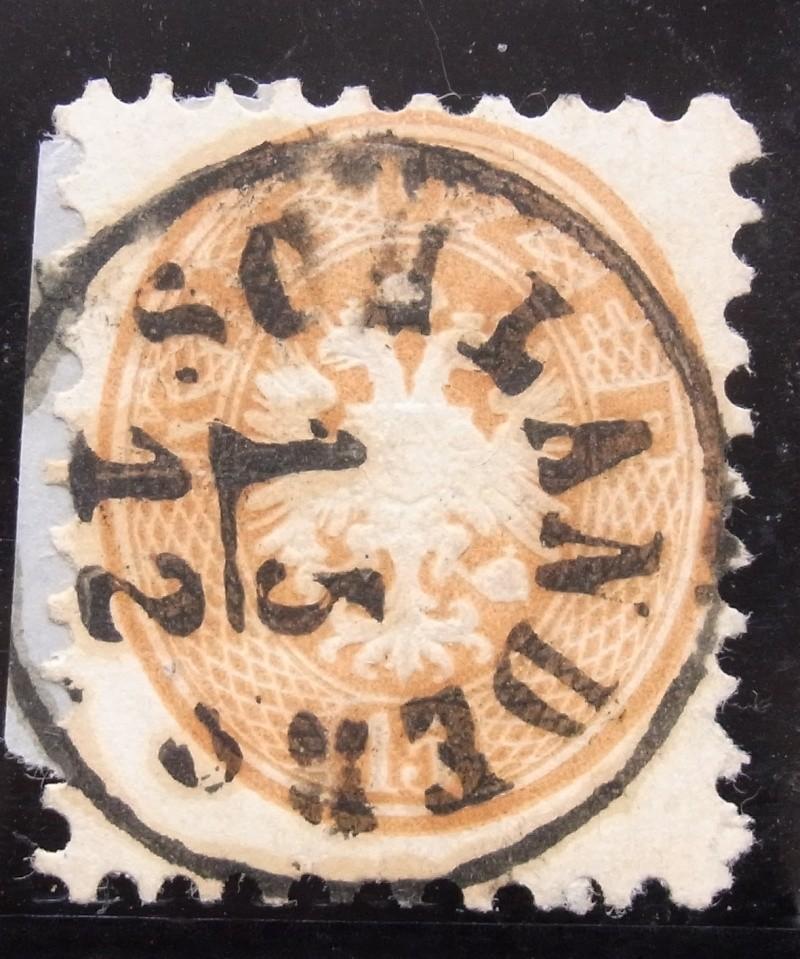 Die Freimarkenausgabe 1863/1864 Ank_3410