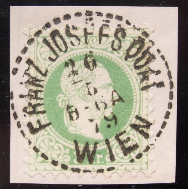 Freimarken-Ausgabe 1867 : Kopfbildnis Kaiser Franz Joseph I - Seite 3 Ank_3611