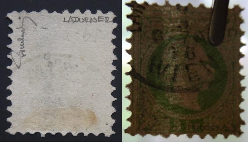 Freimarken-Ausgabe 1867 : Kopfbildnis Kaiser Franz Joseph I - Seite 6 Ank_3613