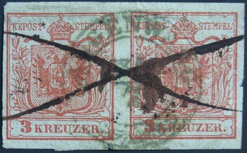 Die erste Österreichische Ausgabe 1850 - Seite 3 Ank_3_10