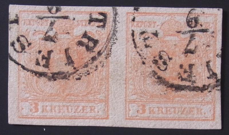 Die erste Österreichische Ausgabe 1850 - Seite 3 Ank_3_11