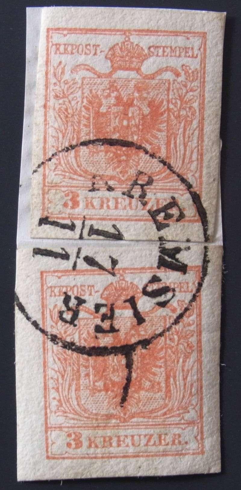 Die erste Österreichische Ausgabe 1850 - Seite 3 Ank_3_14