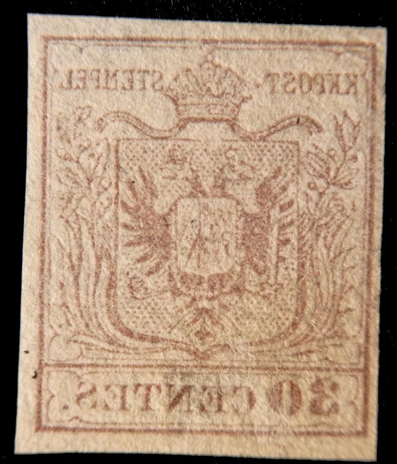 Lombardei - Venetien 1850 - 1858 Ank_lv14