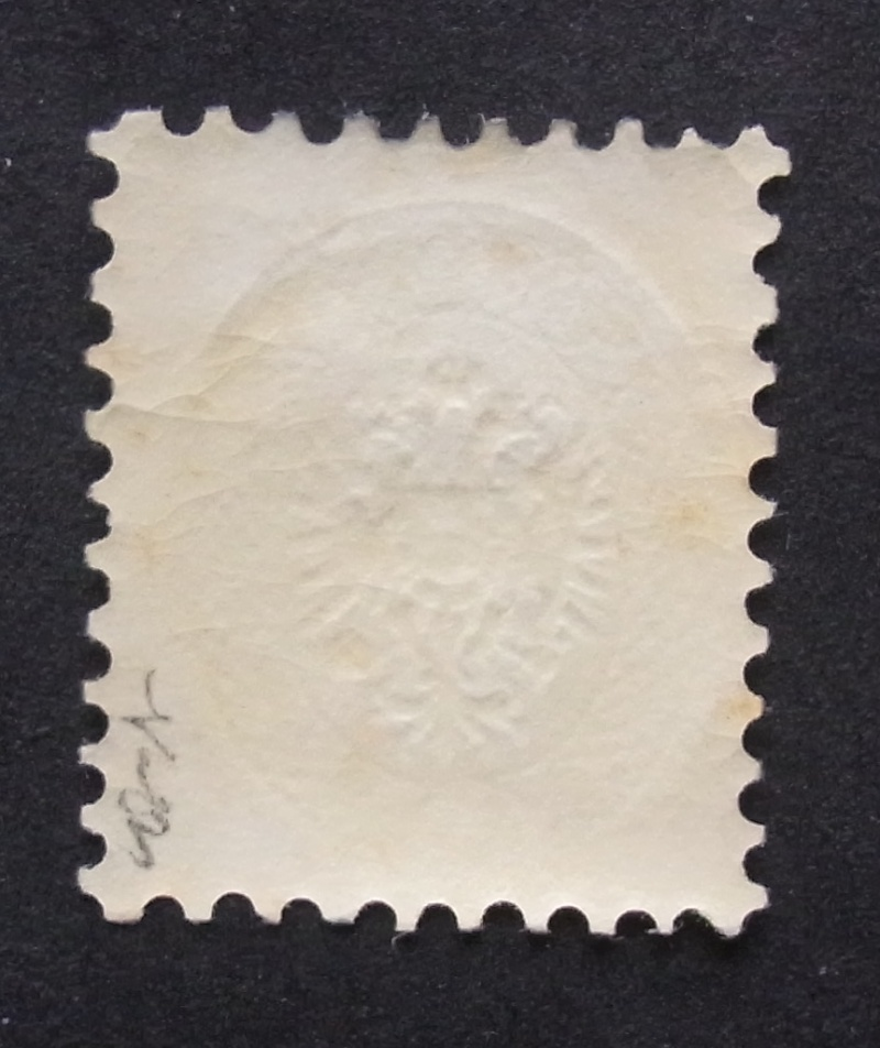 Lombardei-Venetien, Ausgaben 1863 und 1864 Ank_lv20
