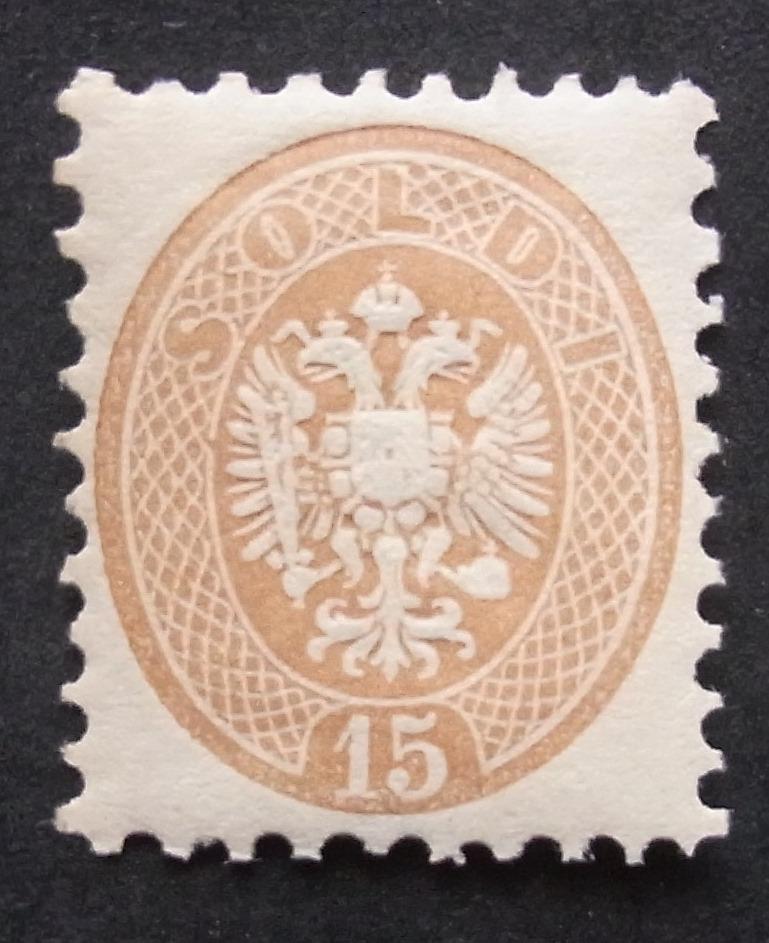 Lombardei-Venetien, Ausgaben 1863 und 1864 Ank_lv22
