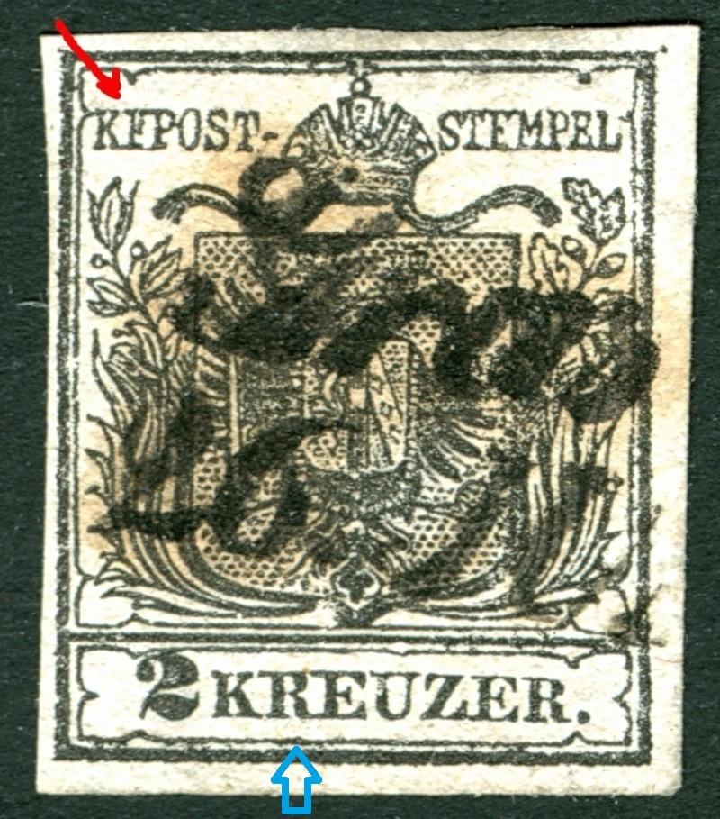Die erste Österreichische Ausgabe 1850 - Seite 2 Ankk210