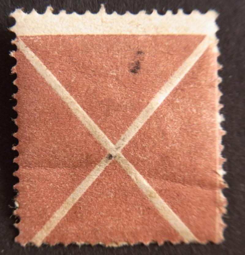 Die Freimarkenausgabe 1858 Type I und II - Seite 2 Braune10