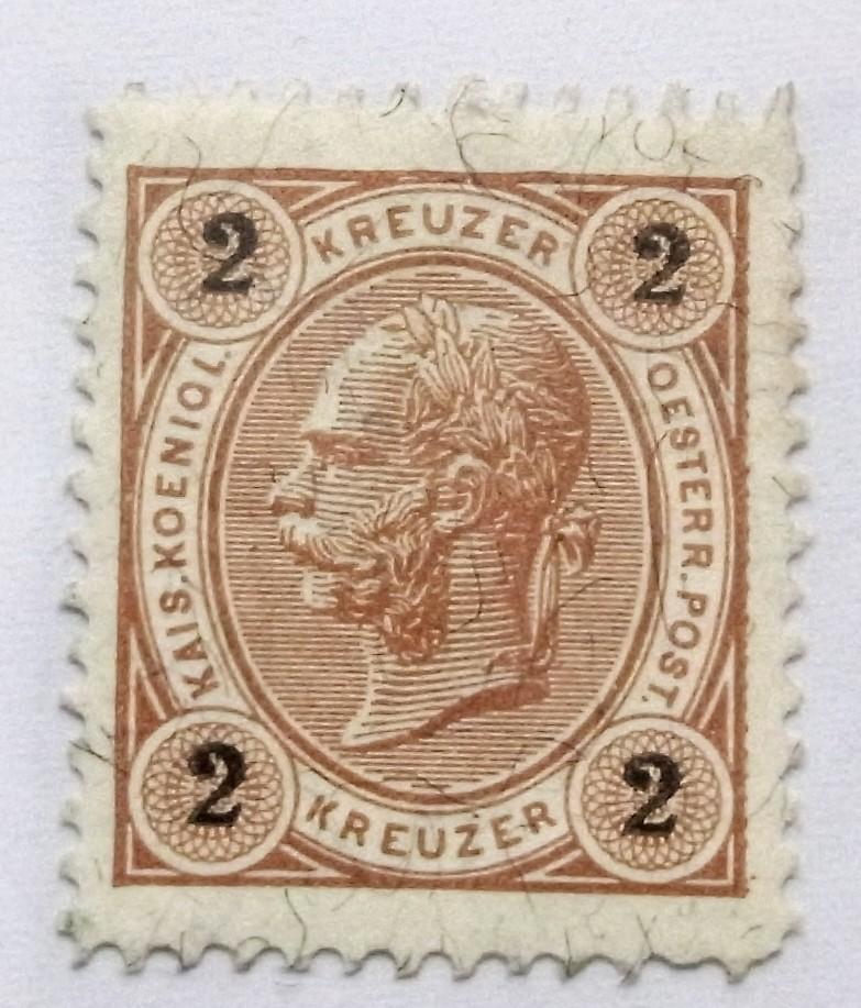 Die Freimarkenausgabe 1890 Detail15