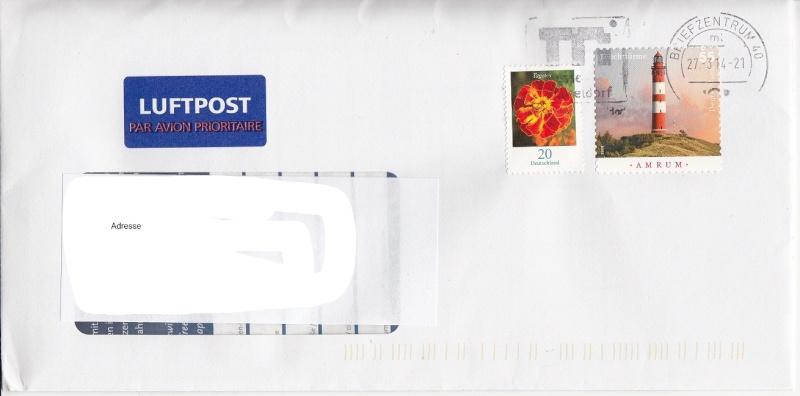 Sammlerpost - Seite 3 Kuvert10