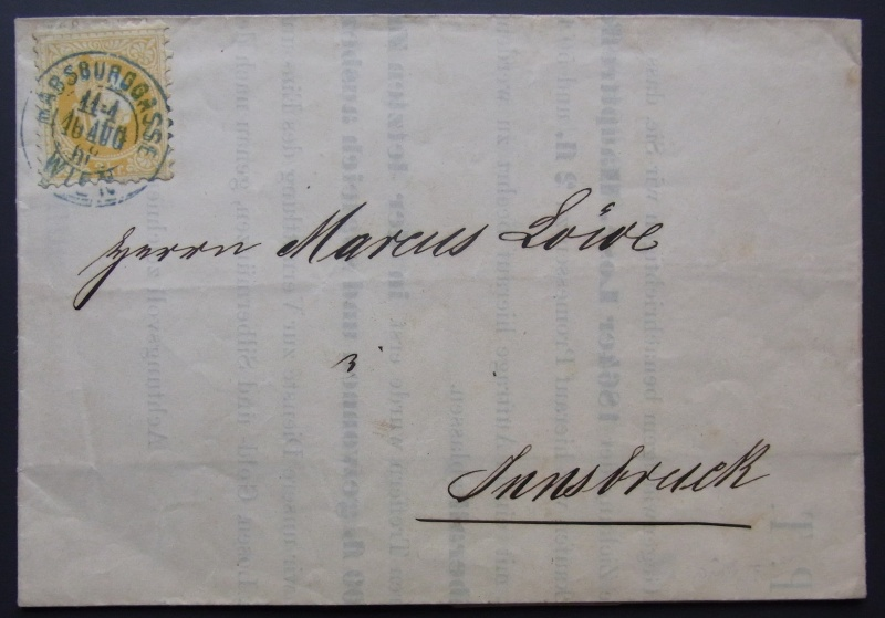 Freimarken-Ausgabe 1867 : Kopfbildnis Kaiser Franz Joseph I - Seite 3 Rimg0021