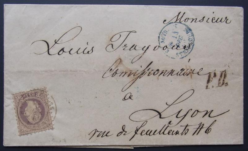 Freimarken-Ausgabe 1867 : Kopfbildnis Kaiser Franz Joseph I - Seite 4 Rimg0027