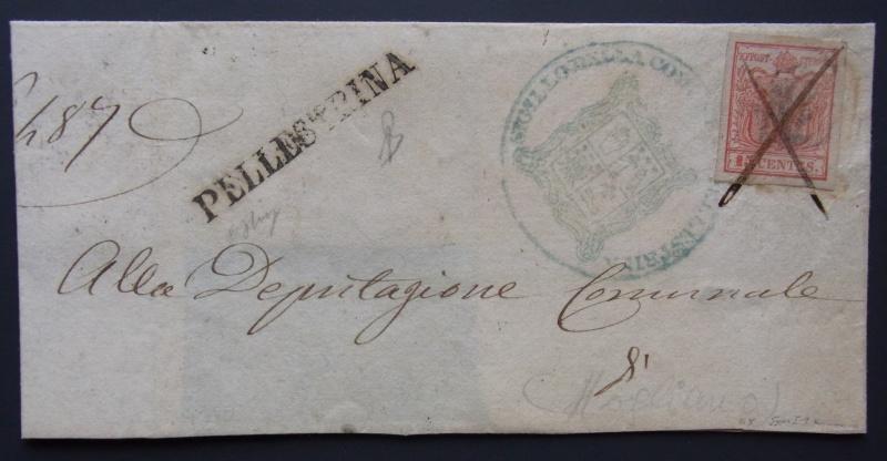 Lombardei - Venetien 1850 - 1858 Rimg0041