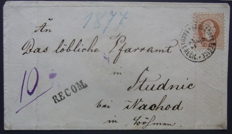 Freimarken-Ausgabe 1867 : Kopfbildnis Kaiser Franz Joseph I - Seite 4 Rimg0051