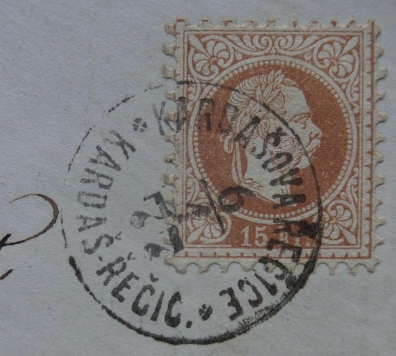 Freimarken-Ausgabe 1867 : Kopfbildnis Kaiser Franz Joseph I - Seite 4 Rimg0053