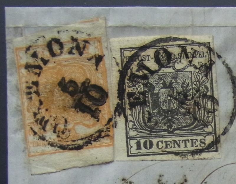 Lombardei - Venetien 1850 - 1858 - Seite 2 Rimg0069