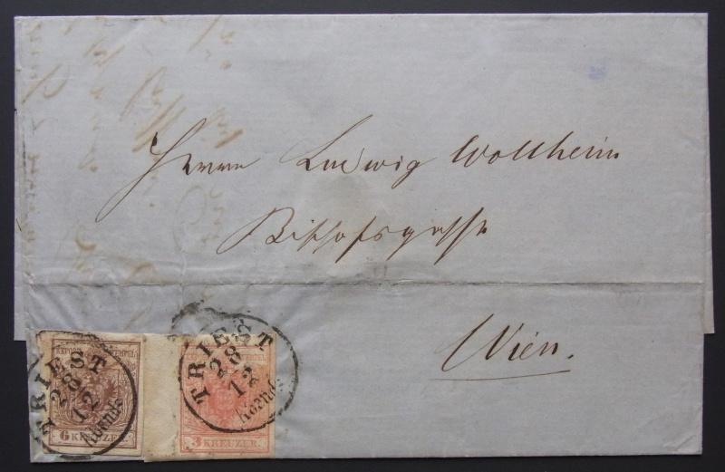 Die erste Österreichische Ausgabe 1850 - Seite 3 Rimg0070