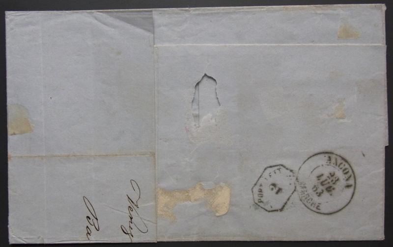 Lombardei-Venetien, Ausgabe 1861/62 Rimg0074