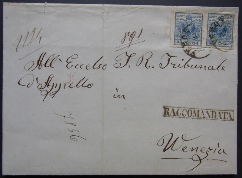 Lombardei - Venetien 1850 - 1858 - Seite 2 Rimg0075