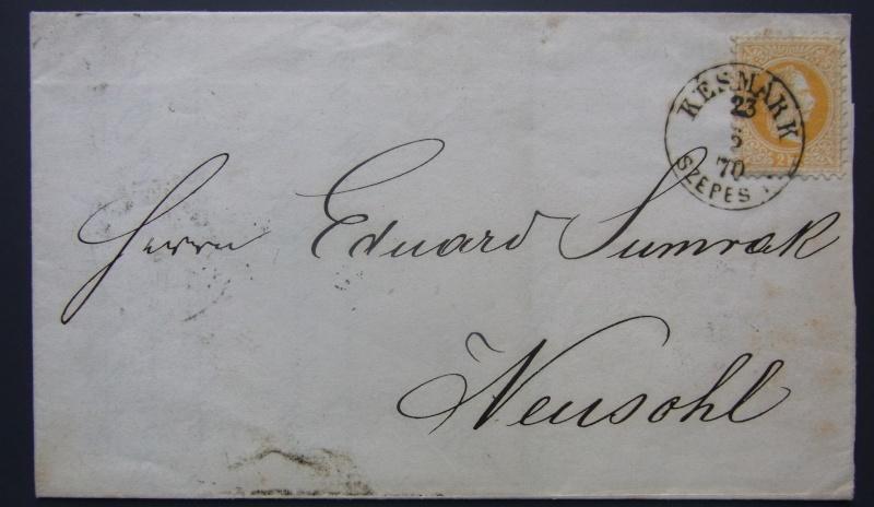 Freimarken-Ausgabe 1867 : Kopfbildnis Kaiser Franz Joseph I - Seite 4 Rimg0081