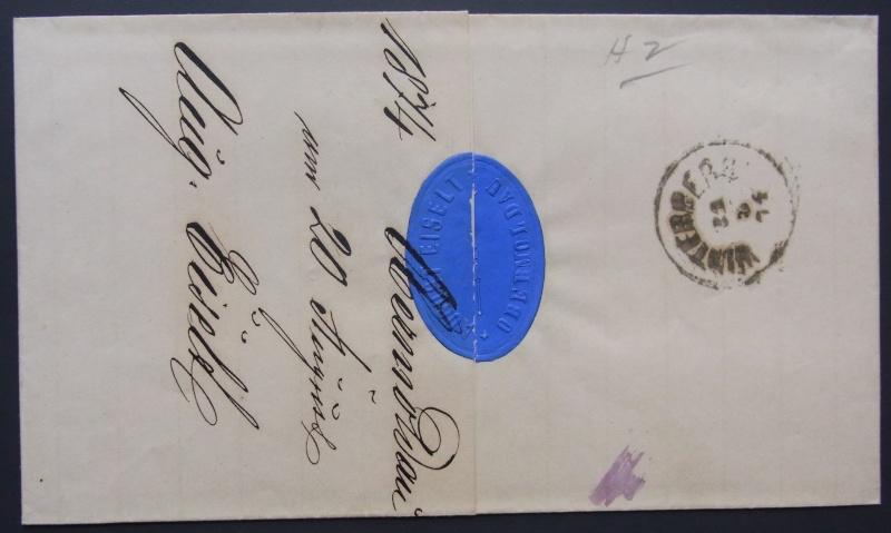 Freimarken-Ausgabe 1867 : Kopfbildnis Kaiser Franz Joseph I - Seite 5 Rimg0094