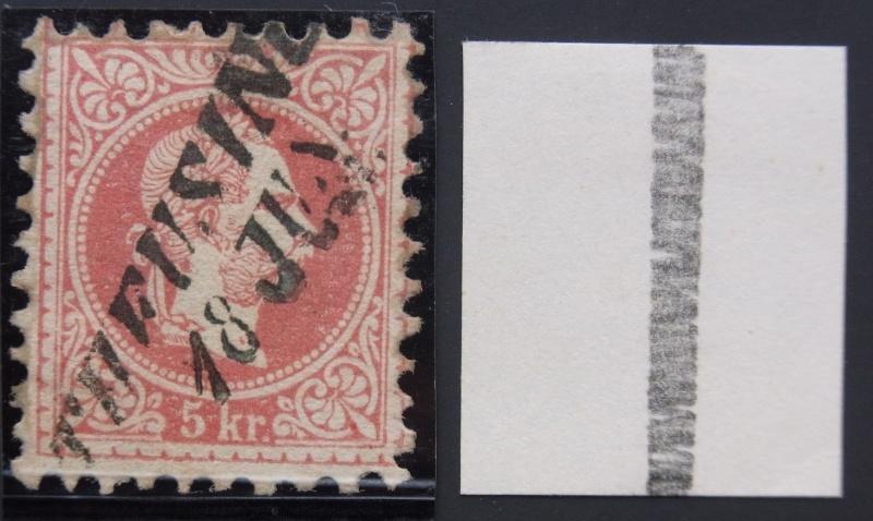 Freimarken-Ausgabe 1867 : Kopfbildnis Kaiser Franz Joseph I - Seite 6 Rimg0113