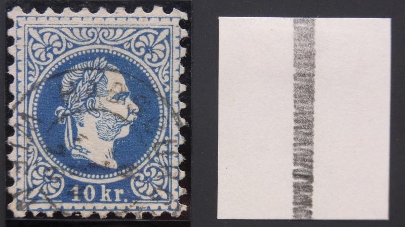 Freimarken-Ausgabe 1867 : Kopfbildnis Kaiser Franz Joseph I - Seite 6 Rimg0114