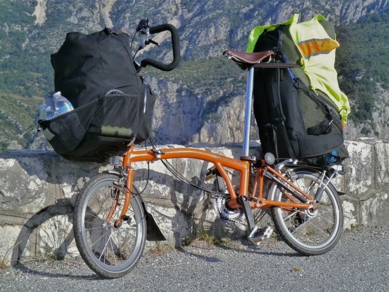 Quel matériel pour le cyclo-camping en Brompton ? - Page 9 Brompt10