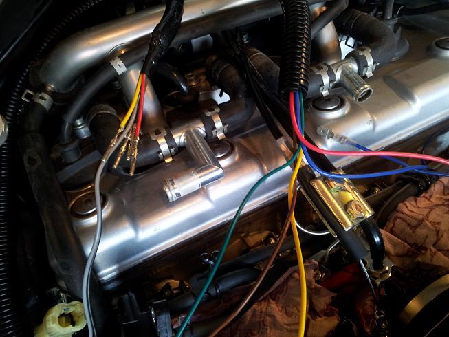 Installation d'un Régulateur de Vitesse sur FJR 1300 (TUTO). Assemb10