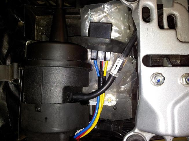Installation d'un Régulateur de Vitesse sur FJR 1300 (TUTO). - Page 2 Clapet10