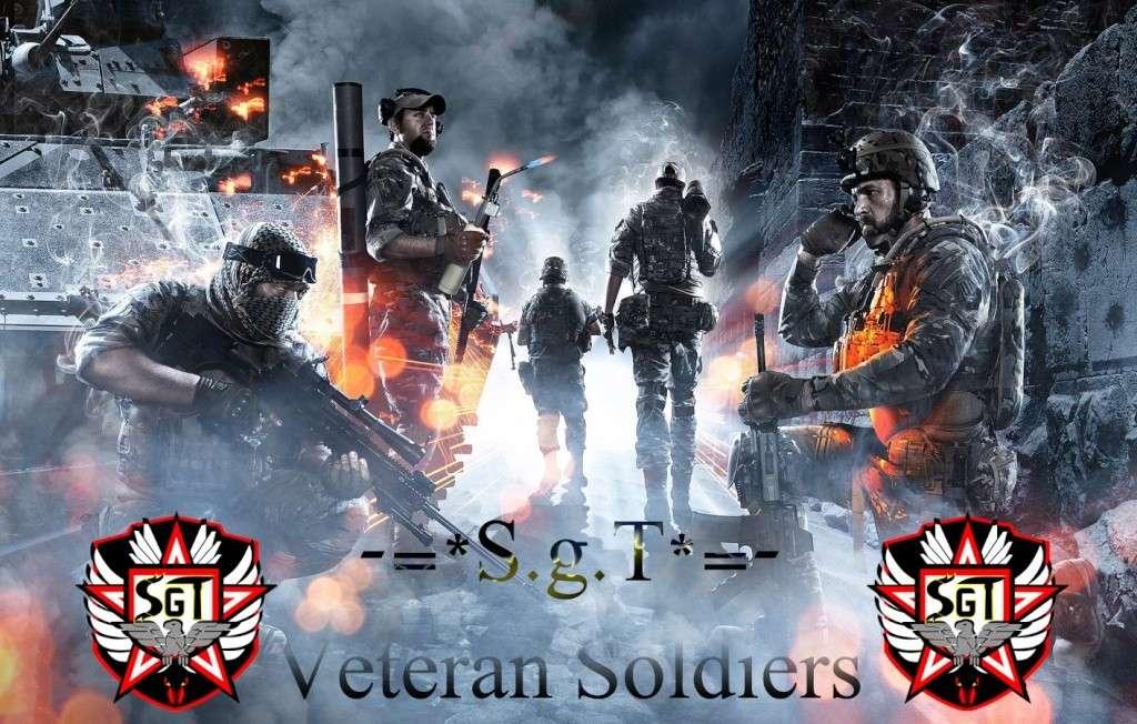 ★[SgT]★ Veteran Soldiers *BF4*