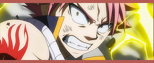 Natsu Dragneel | Dragon Slayer | Fairy Tail 0411