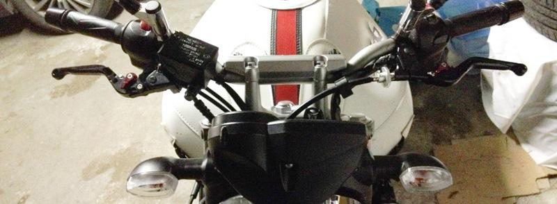 [CR] Remplacement des leviers de frein et d'embrayage - Page 2 Photo_11