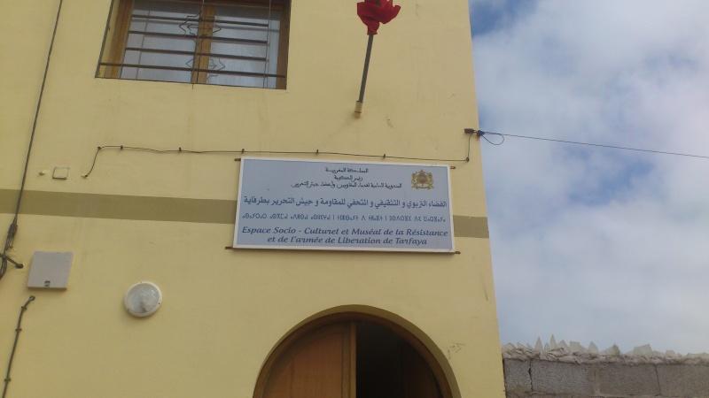 nouveau musée à Tarfaya Dsc_2626