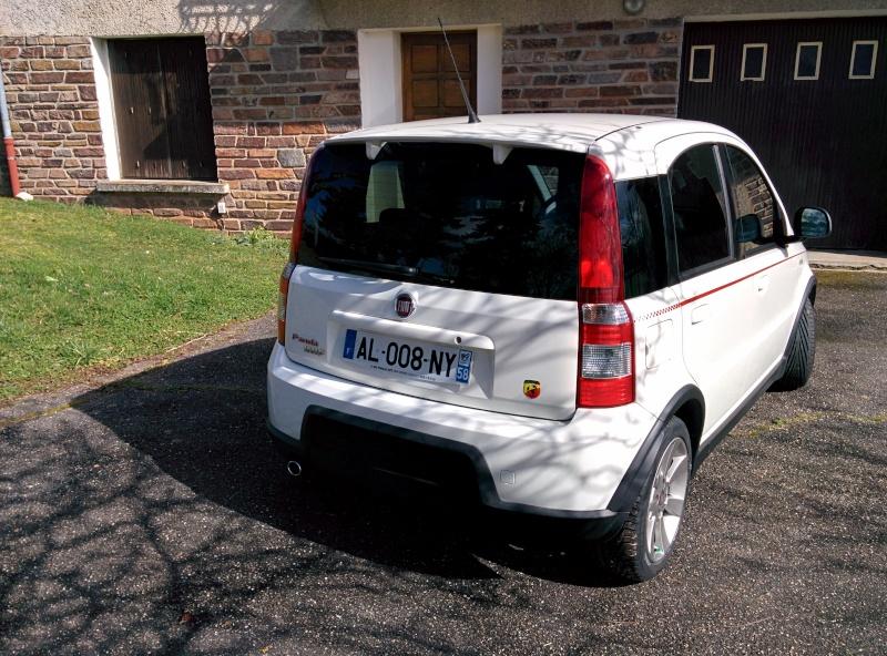 A vendre : Fiat Panda 1.4 100 HP SPORT 02/2010 Img_2013