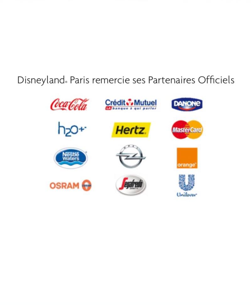 Les partenaires de Disneyland Paris - Page 5 Photo_11