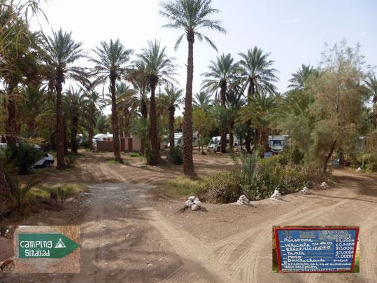 Camping Sindibad à Zagora Campin14