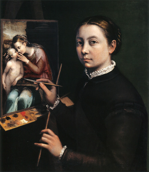Assignment 12: Revisiting a historical painting due May 1 Self-p15