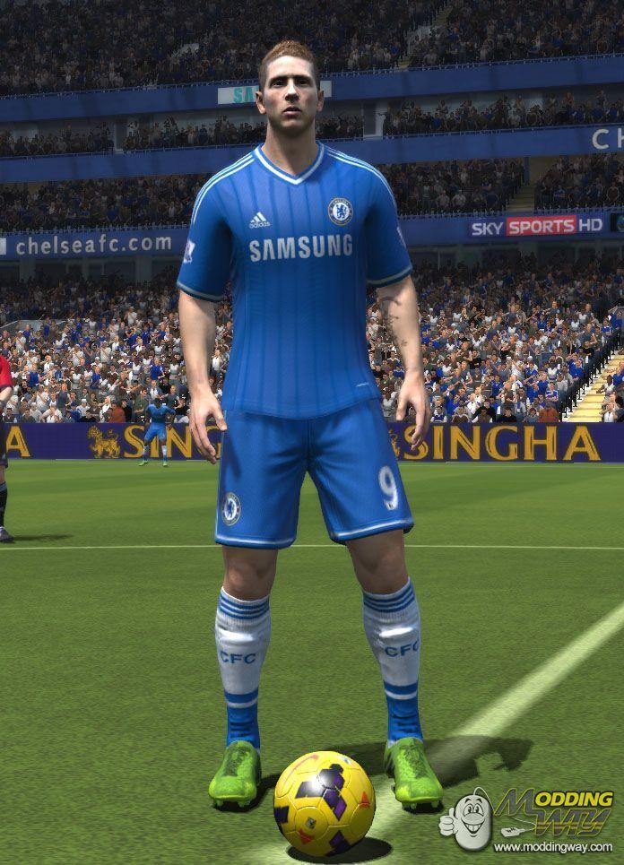 FIFA 14 MODDINGWAY MOD V 1.0.1 - ALL IN ONE Big110